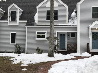 Sandwich Condo/Townhouse Contingent: 16 Southpoint Drive