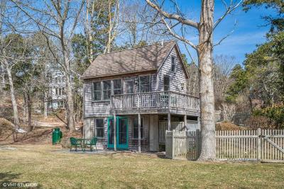 Wellfleet Single Family Home For Sale: 339 Coles Neck Road