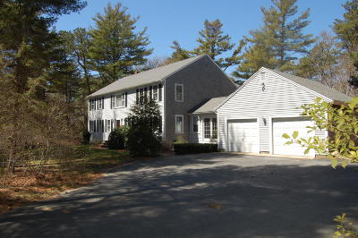 Barnstable Single Family Home For Sale: 121 Lovell's Road