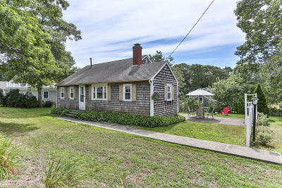 Barnstable Single Family Home Contingent: 96 Fifth Avenue