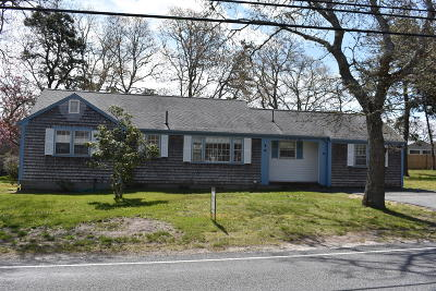 Dennis Single Family Home For Sale: 250 Trotting Park Road