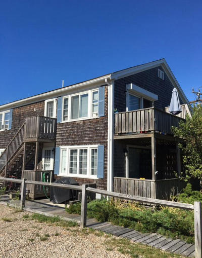 Provincetown Condo/Townhouse Contingent: 690 Commercial Street #16C