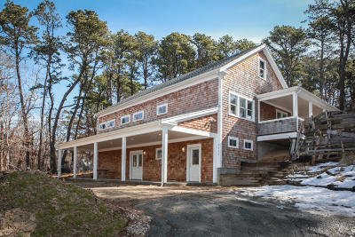 Wellfleet Single Family Home Active W/Contingency: 2020 Old Kings Highway