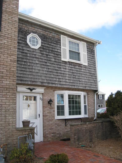 Barnstable Condo/Townhouse For Sale: 63 Captain Cook Lane #Unit 63