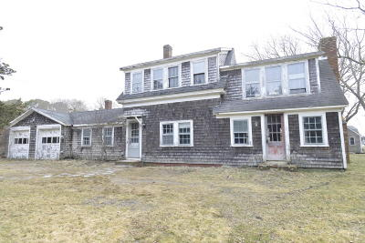 Dennis Single Family Home For Sale: 14 Pine Road