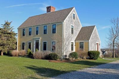 Barnstable Single Family Home Contingent: 31 Holway Drive
