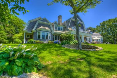 Barnstable Single Family Home For Sale: 75 Wianno Head Road