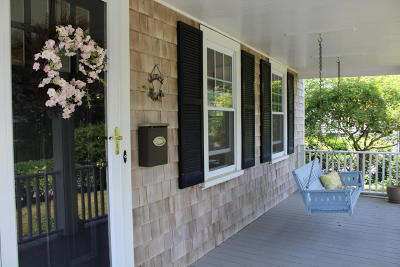 Falmouth Single Family Home For Sale: 27 Fairview Avenue