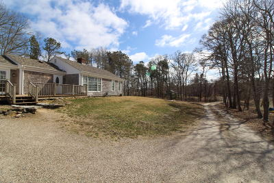 Dennis Single Family Home For Sale: 122 Upper County Road