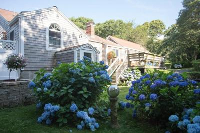 Falmouth Single Family Home For Sale: 15 Virtue Circle