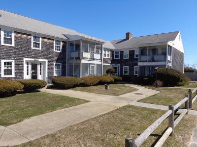 Dennis Condo/Townhouse Contingent: 221 Upper County Road #U-201