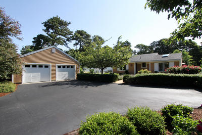 Eastham Single Family Home Contingent: 680 Old Orchard Road