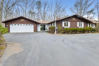 Falmouth Single Family Home Contingent: 54 Club Valley Drive