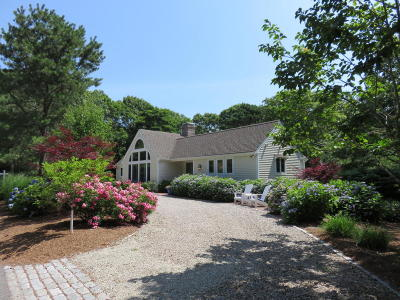 Mashpee Single Family Home For Sale: 30 Greensward Road