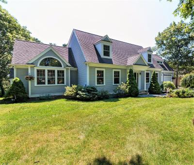 Falmouth Single Family Home For Sale: 38 Rivers Edge Road