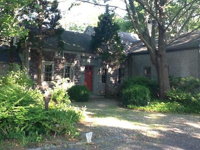 Bourne Single Family Home Contingent: 80 Old Dam Road