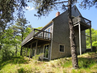 Wellfleet Single Family Home For Sale: 69 Bay View Road
