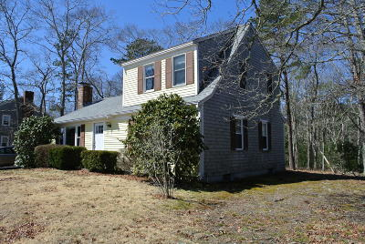 Falmouth Single Family Home Contingent: 12 Redlands Road