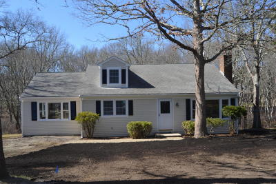 Barnstable Single Family Home Contingent: 28 South Precinct Road