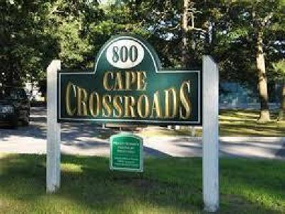 Barnstable Condo/Townhouse Contingent: 800 Bearses Way #3WE