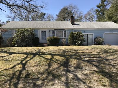 Barnstable Single Family Home For Sale: 79 East Osterville Road