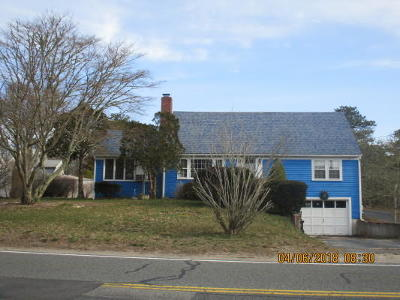 Harwich Single Family Home For Sale: 696 Queen Anne Road
