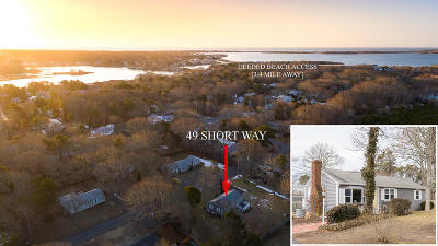 Yarmouth Single Family Home For Sale: 49 Short Way