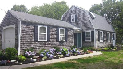 Yarmouth Single Family Home Contingent: 50 Neptune Lane