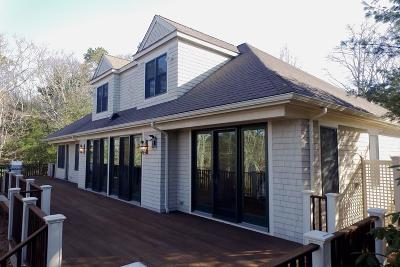Mashpee Single Family Home For Sale: 194 Fells Pond Road