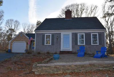 Harwich Single Family Home Active W/Contingency: 18 Paddocks Pond Road