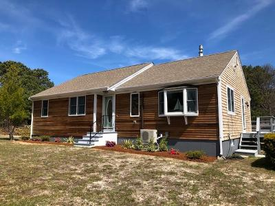 Truro Single Family Home Active W/Contingency: 6 Pine Ridge Road