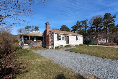 Barnstable Single Family Home For Sale: 497 Lincoln Road Extension