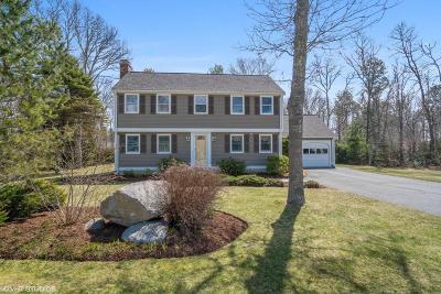 Bourne Single Family Home For Sale: 11 Vesper Drive