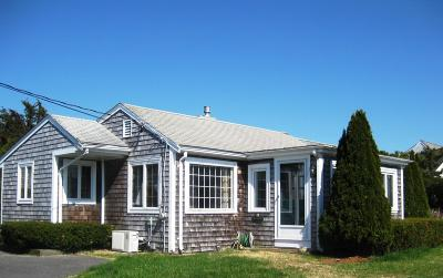 Bourne Single Family Home For Sale: 73 Wianno Road