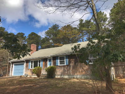 Yarmouth Single Family Home Contingent: 10 Capt Bragg Road