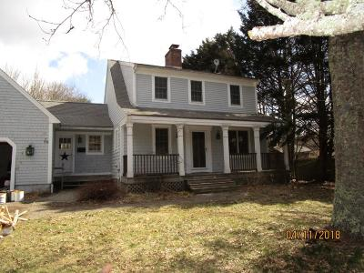 Falmouth Single Family Home For Sale: 23 Brady Street