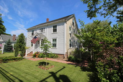 Yarmouth Single Family Home For Sale: 112 Route 6a
