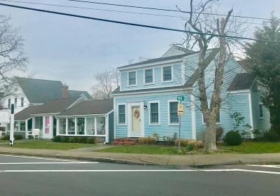 Harwich Single Family Home Contingent: 586 Route 28