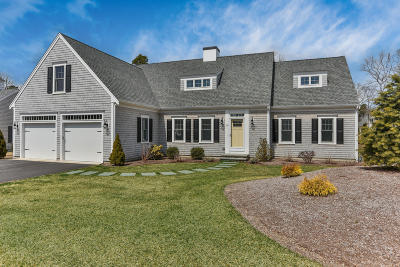 Barnstable Single Family Home For Sale: 16 Spring Brook Lane