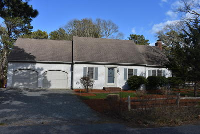 Dennis MA Single Family Home For Sale: $799,900