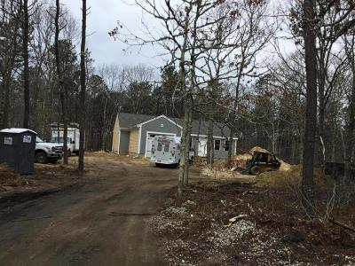 Mashpee Single Family Home Contingent: 433 Great Neck North Road