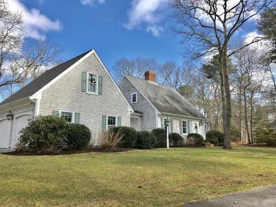Dennis Single Family Home For Sale: 11 Eben Path