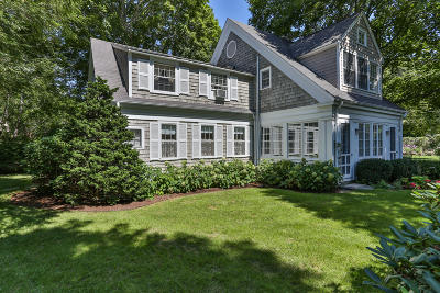 Barnstable Single Family Home For Sale: 272 Tower Hill Road