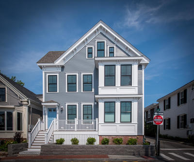 Provincetown Condo/Townhouse For Sale: 394 Commercial Street #3
