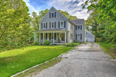 Barnstable Single Family Home For Sale: 35 Hill Creek Road