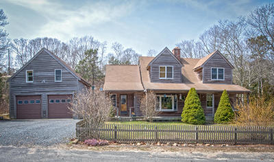 Truro Single Family Home For Sale: 6 Bayberry Lane