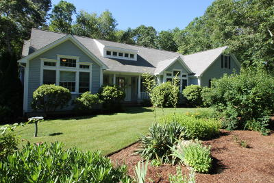 Bourne Single Family Home For Sale: 51 Old North Road