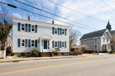 Provincetown Single Family Home For Sale: 119 Bradford Street