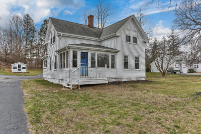 Bourne Single Family Home For Sale: 972 Sandwich Road
