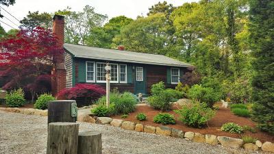 Eastham Single Family Home For Sale: 20 Alston Avenue